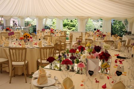 Table & Furniture For Marquee